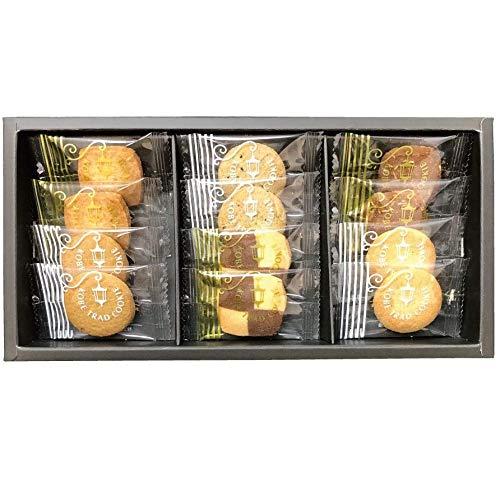 [お得な10個セット] 神戸浪漫 神戸トラッドクッキー