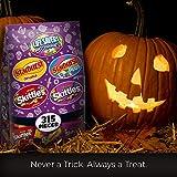STARBURST, SKITTLES & LIFE SAVERS Gummies Halloween Candy Fun Size (315 Count) Variety pack
