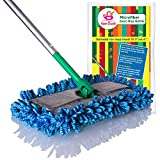 Best Dust Mops - VanDuck Microfiber Dust Mop Pad Compatible with Swiffer Review