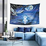 wupinpai Coole Tapisserie Nightwish Art Poster Coole