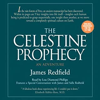 The Celestine Prophecy     An Adventure              Auteur(s):                                                                                                                                 James Redfield                               Narrateur(s):                                                                                                                                 Lou Diamond Phillips                      Durée: 8 h et 27 min     45 évaluations     Au global 4,6