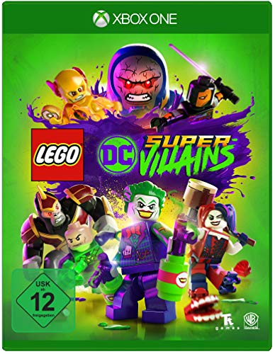 LEGO - DC Super-Villians - [Xbox One]