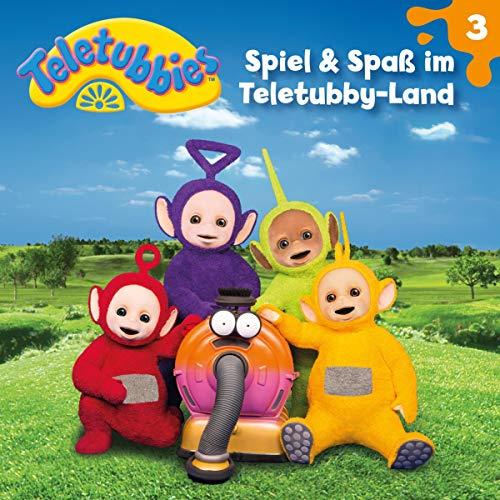 Spiel und Spaß im Teletubby-Land: Teletubbies 3