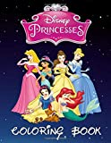 Disney Princess Coloring Book: Ultimate Disney Jumbo Coloring Book With High Quality Images (unofficial)