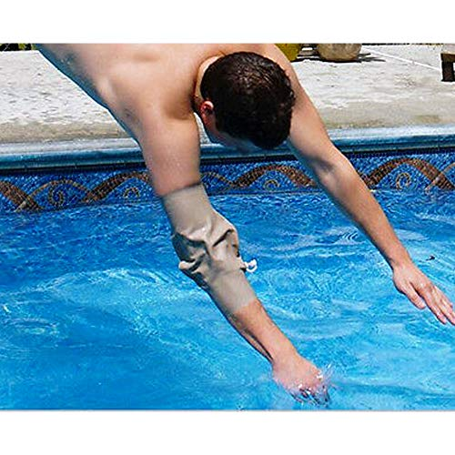 Purchase Hype Waterproof PICC LINE Cover Pool Protector Swim Shower Bath (L)