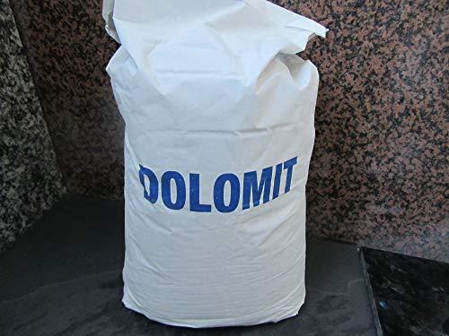 Dolomit 63µm 25KG Dolomitmehl Pulver Calcium Magnesium Carbonat CaMg (CO3) 2
