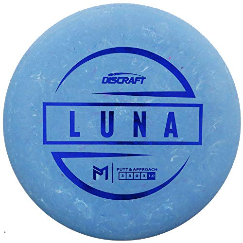 Discraft Limited Edition Paul McBeth Signature Jawbreaker Luna Putter Golf Disc [Colors May Vary] - 170-172g