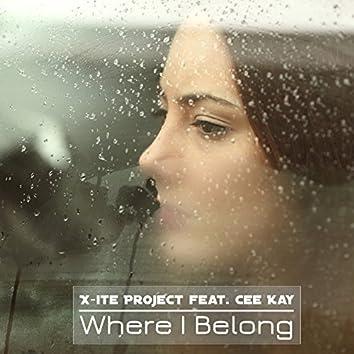 Where I Belong (feat. Cee Kay)