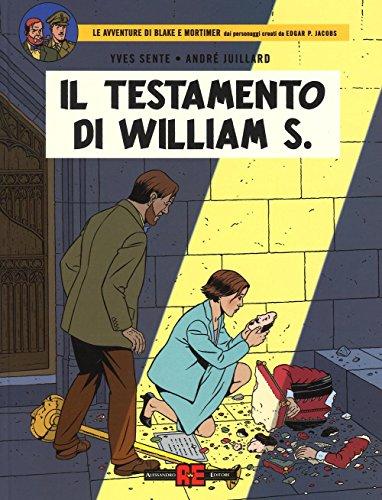 Il testamento di William. Blake e Mortimer (Vol. 26)