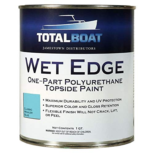 TotalBoat Wet Edge Marine Topside Paint