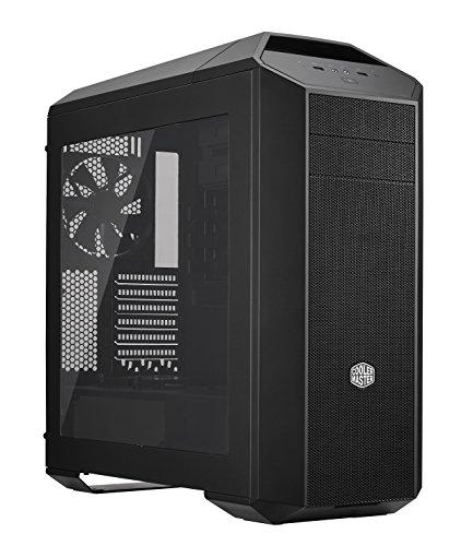 Cooler Master MasterCase Pro 5 Case per PC 'ATX, microATX, Mini-ITX, USB 3.0, con Finestra Laterale' MCY-005P-KWN00