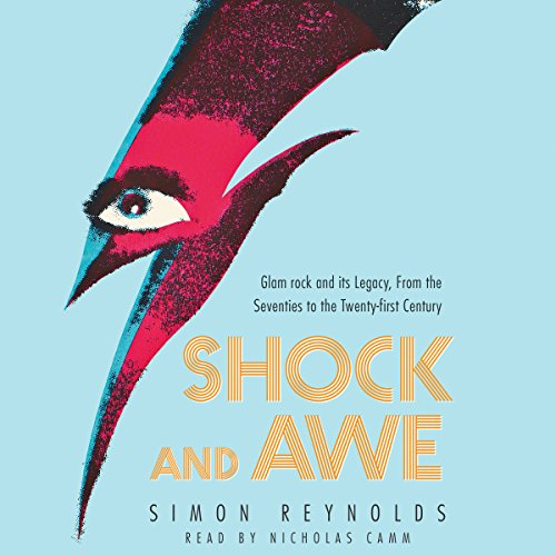 Shock and Awe audiobook cover art