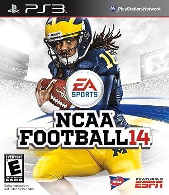 NCAA Football 14 by Electronic Arts