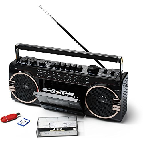 Ricatech PR 1980 Ghetto Blaster ...
