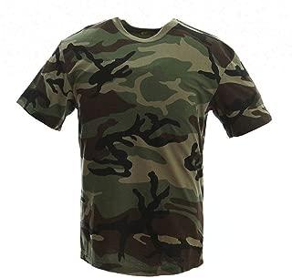 The Mercenary Company 100% Cotton Camouflage T-Shirt