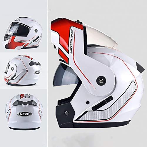LILIS Casco Moto Integral Casco de la motocicleta casco integral, casco de...