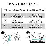 Zoom IMG-1 meliya cinturino intrecciato compatible con