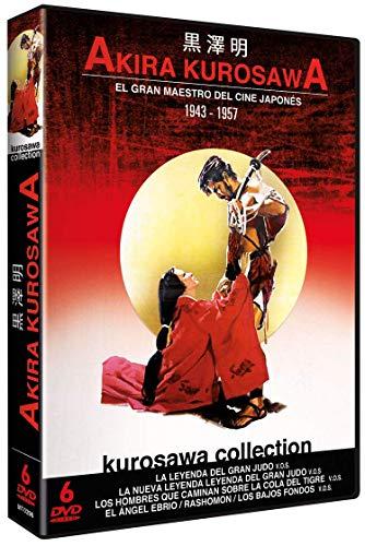 Akira Kurosawa Collection - DVD