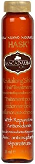 Hask Macadamia Oil  Revitalizing Shine Hair Treatment, 18ml