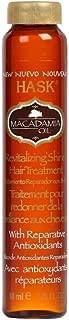 Hask Macadamia Oil Revitalizing Shine Hair Treatment, 18ml