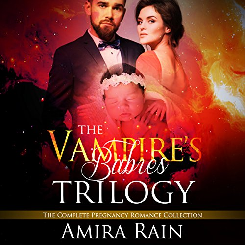 The Vampire's Baby Trilogy audiobook cover art