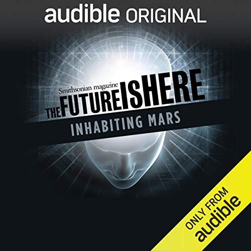 Inhabiting Mars audiobook cover art