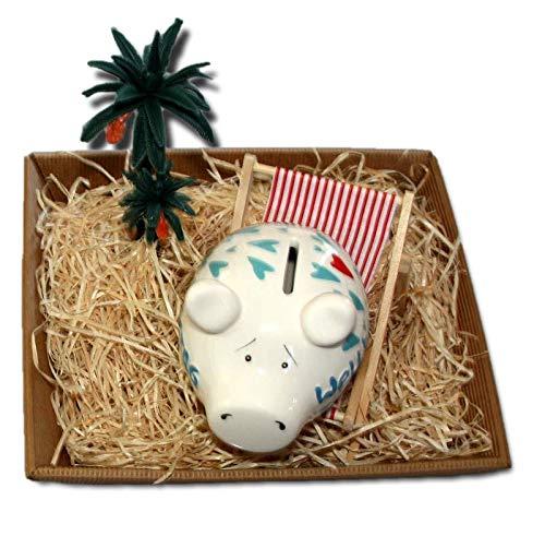 Wellness Urlaub Geldgeschenk | Urlaubskasse | Wellnessgutschein | Geldgschenke Frauen | Wellness Geschenk verpacken | Wellnesstag Sparschwein