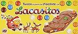 Lacasitos Crujiente de Chocolate con Lacasitos Turrón - 200 gr