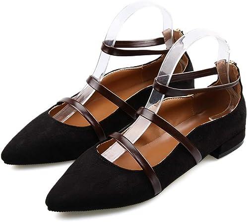 Mocassins Chaussures Chaussures Simples Femmes Printemps étudiants Sauvages Bouche Peu Profonde  meilleure mode