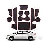 CDEFG para Toyota Corolla 2019 2020 Alfombrillas de Goma Antideslizante Copa...