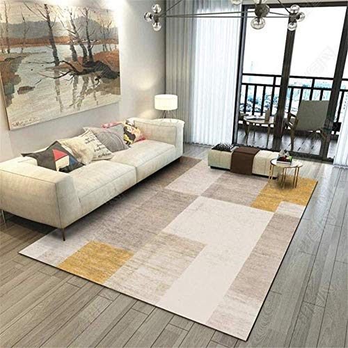 XTUK Home Decoration Bed Rugs Parlor Decor Area Rug Nordic Carpet Living Room Modern Sofa Coffee Table Cushion Room Cute Floor Cushion Bedroom Bedside Blanket Home 80 * 120cm