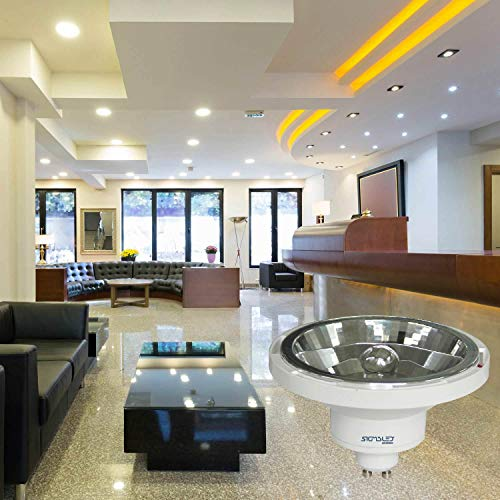 Sigmaled lighting P5-AR111-141040-S