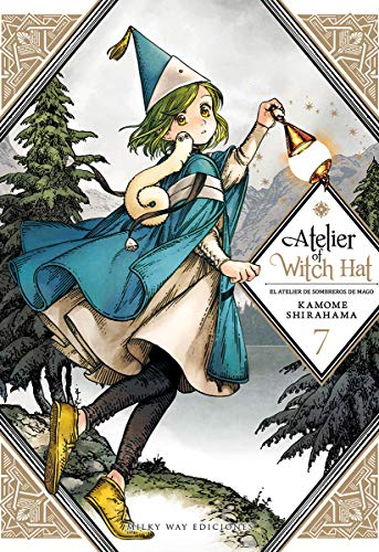Atelier Of Witch Hat, Vol. 7