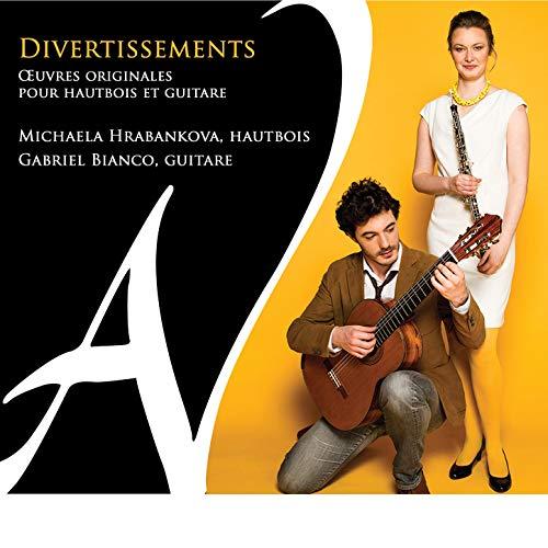 Divertissements (Œuvres originales pour hautbois et guitare)