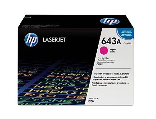 HP 643A Magenta Original LaserJet Tonerkartusche