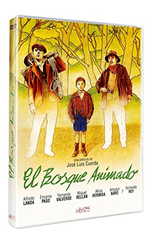 El bosque animado DVD