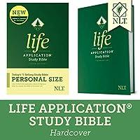 Life Application Study Bible: New Living Translation, Life Application Study Bible, Personal Size