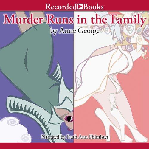 Murder Runs in the Family cover art