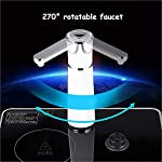 Touch-Controlled-Water-Dispenser-270-Rotatable-Faucet-Double-Kettle-Configuration-Multiple-Protection-Bottom-Loading-zyyqt