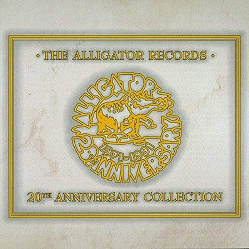 The Alligator Records 20th Ann