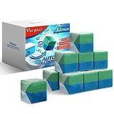 Vacplus Automatic Toilet Bowl Cleaner Tablets (12 Pack), Bathroom Toilet Tank Cleaner,VA-T169