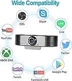 Immagine 1 webcam 1080p full hd con