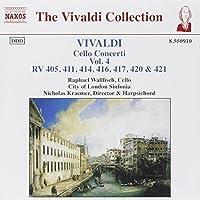Vivaldi: Cello Concerti Vol. 4 (1995-05-23)