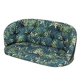 Amanda Coussin fauteuil rotin, coussin fauteuil jardin, coussin de chaise, coussin chaise cocon, coussin banc de jardin…