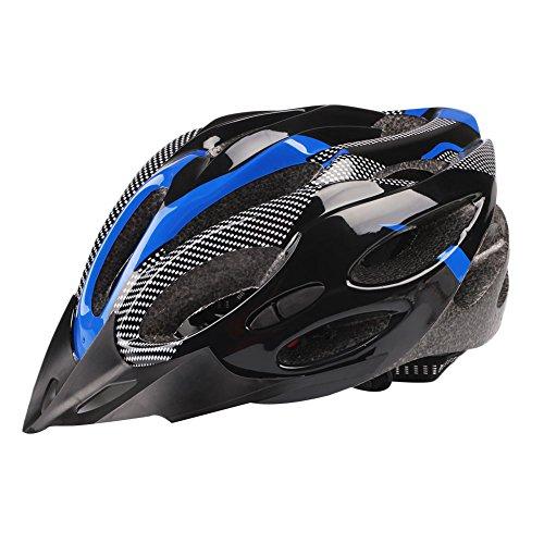 YJKL Cascos de bicicleta, casco de ciclismo Eps para adultos tanto hombres como mujeres para MTB bicicleta patinaje tabla scooter hoverboard Riding ligero ajustable