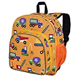 Gifts for Kids Who Love Construction -- construction backpack