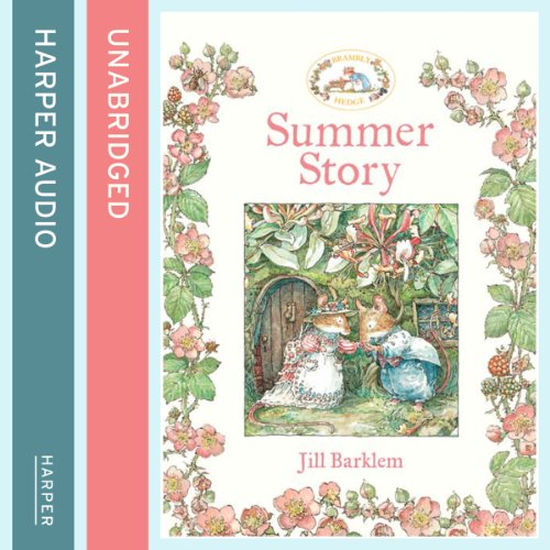 Summer Story (Brambly Hedge) audiobook cover art