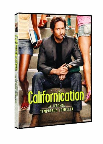 Californication - La Tercera Temporada Completa [DVD]