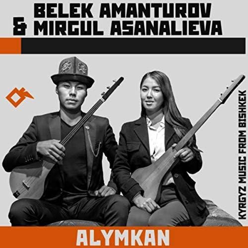 Belek Amanturov & Mirgul Asanalieva