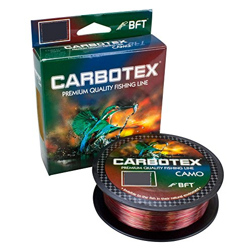 CarbotexCamo Camouflage 600m 0,30mm